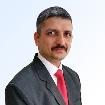 Nahush Paranjpye,General Manager, Operations and Managing Director C-LEANSHIP Singapore Pte Ltd